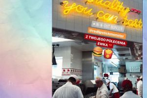 Majewscy zachwyceni fast-foodem