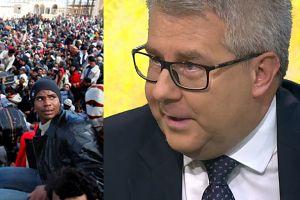 """Czarnecki z PiS: """"Usiłują nam przypiąć ŁATKĘ ISLAMOFOBÓW, a my przyjmowaliśmy czeczeńskich muzułmanów!"""""""