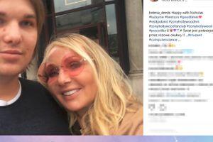 """Helena z """"Żon Hollywood"""" znów odwiedziła Polskę (FOTO)"""