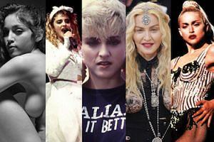 Królowa popu - Madonna dziś kończy 58 lat (ZDJĘCIA)