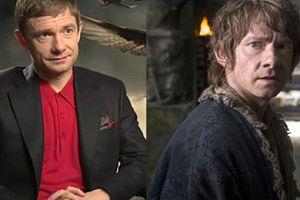 """Gwiazdor """"Hobbita"""": """"Ludzie nie mają pojęcia, kim jestem"""""""