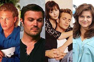 """KULTOWE SERIALE: Jak wyglądają dziś bohaterowie """"Beverly Hills 90210""""?"""