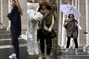 Kinga Rusin spędziła Wielkanoc w Watykanie! (FOTO)