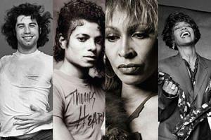 Gwiazdy i celebryci na zdjęciach z lat 70. i 80. (ZDJĘCIA)