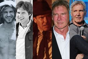 Indiana Jones, Han Solo i Blade Runner: Harrison Ford kończy dzisiaj 75 lat! (ZDJĘCIA)