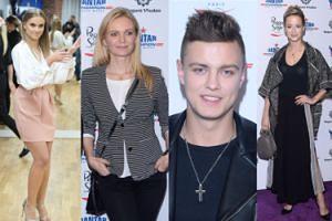 Zapomniani celebryci otwierają szkołę tańca Kaczorowskiej: Olga Borys, Jonkisz, Dębska... (ZDJĘCIA)