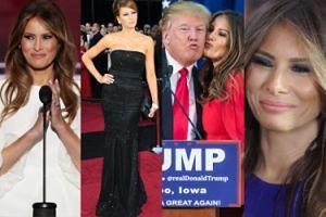 Melania, żona Donalda Trumpa - będzie nową pierwszą damą USA? (ZDJĘCIA)