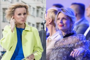 """Jolanta Pieńkowska wróciła do DDTVN! """"Jedna z niewielu dziennikarek A NIE CELEBRYTEK"""""""