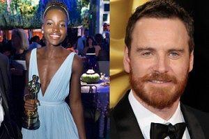 Michael Fassbender i Lupita Nyong'o SĄ PARĄ?!
