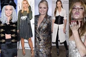 Najgorsze stylizacje października: Margaret, Hadid, Jastrzębska, Mercedes... (ZDJĘCIA)