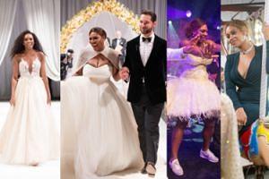 Tłum gwiazd, trzy suknie ślubne i… wesołe miasteczko. Tak bawiła się Serena Williams na swoim weselu (DUŻO ZDJĘĆ)