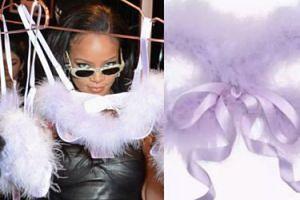 Rihanna zaprojektowała linię AKCESORIÓW EROTYCZNYCH