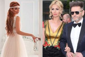 Narzeczona Krzysztofa Rutkowskiego wybrała suknię ślubną w programie telewizyjnym!