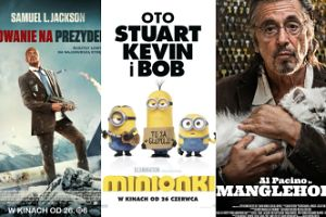 "Na co do kina? ""Minionki"" i inne komedie (WIDEO)"