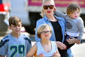 """Gwen Stefani: """"Czułabym się pobłogosławiona SYNEM-GEJEM!"""""""