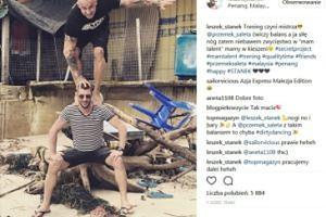 Leszek Stanek i Przemek Saleta pracują nad nowym projektem
