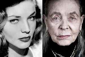 """Zmarła Lauren Bacall, gwiazda """"ZŁOTEJ ERY Hollywood"""" (ZDJĘCIA)"""