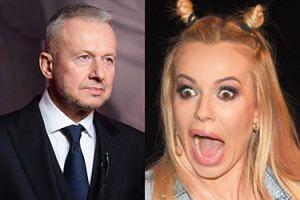 """Linda też nie chciał grać z Rabczewską w nowym """"Pitbullu""""! """"Oż ty chu*u!"""""""
