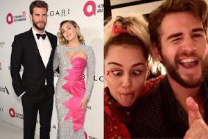 """Miley Cyrus wzięła potajemny ślub z Liamem Hemsworthem? """"Tym razem TO SIĘ NAPRAWDĘ WYDARZYŁO"""""""