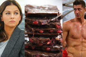 Nowa dieta Lewandowskiego: je deser przed obiadem. Co na to Ania?