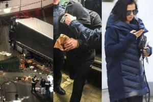 Zdjęcia tygodnia: zatrzymanie Michalczewskiego, zamach w Berlinie, ciężarna Lewandowska