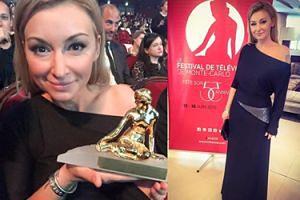 Martyna Wojciechowska nagrodzona na festiwalu!