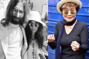 """Yoko Ono o Lennonie: """"John pragnął SEKSU Z MĘŻCZYZNĄ"""""""