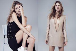 """Małgorzata Bela pozuje dla australijskiego """"Vogue"""" (GALERIA)"""