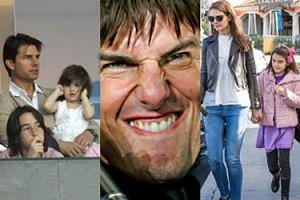Tom Cruise chce odzyskać 11-letnią córkę i ożenić się PO RAZ CZWARTY!