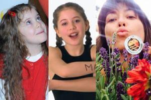 Córka Natalii Kukulskiej NAGRAŁA TELEDYSK! Podobna do mamy? (FOTO)