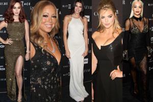 """Kednall Jenner, Mariah Carey i Katy Perry bawią się na imprezie """"Harper's Bazaar""""! (ZDJĘCIA)"""