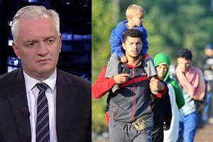 """Gowin o uchodźcach: """"Polski rząd wywiesił zbrukaną, białą flagę!"""""""