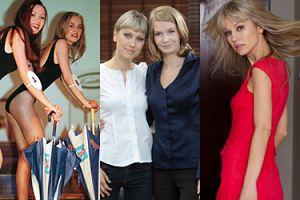 Stare zdjęcia Magdaleny Ogórek...