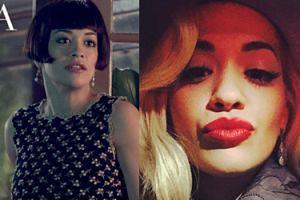 """Rita Ora występuje w """"50 Twarzach Greya"""" tylko przez... półtorej minuty!"""