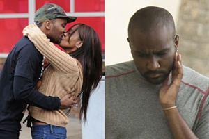 """""""Mąż"""" córki Whitney Houston oskarżony o... POBICIE I PORWANIE nowej dziewczyny!"""