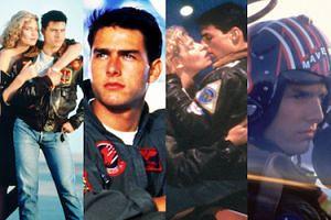 Top Gun ma 30 lat! (ZDJĘCIA)