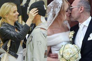 Halina i Leszek Wronka lecą w podróż poślubną