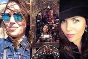 Kwaśniewska wyjechała na wakacje do Maroka! (FOTO)