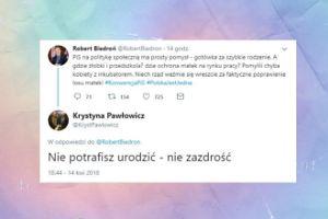 """Pawłowicz do Biedronia: """"Nie potrafisz urodzić - nie zazdrość"""""""