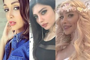 """8 modelek z Iranu aresztowano za """"pornograficzne"""" zdjęcia na Instagramie!"""
