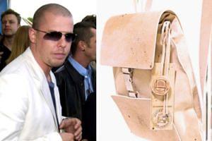 Artystka chce szyć plecaki ze... SKÓRY Alexandra McQueena!