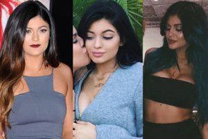 17-letnia Kylie Jenner: Najpierw usta, teraz biust? (FOTO)