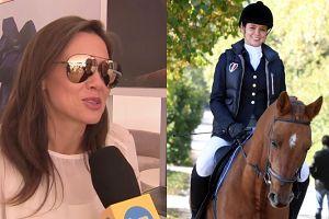 """Rusin: """"Zorganizowałam zawody jeździeckie. Musieliśmy uczyć ludzi, kiedy klaskać!"""""""