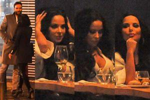 Esmeralda Godlewska wypina sztuczny biust na RANDCE Z... Conrado Moreno! (ZDJĘCIA)