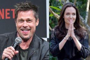 """Angelina Jolie wraca do pracy i narzeka na Brada: """"Jestem teraz jedynym żywicielem rodziny!"""""""