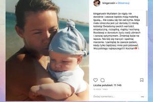 Kinga Rusin przeżywa urodziny córki