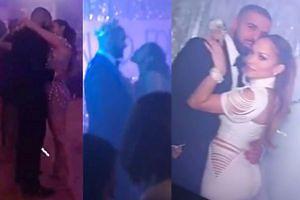 Jennifer Lopez i Drake całują się w tańcu! (FOTO)