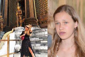 Córka Englerta chwali się egzotycznymi wczasami na Instagramie (FOTO)