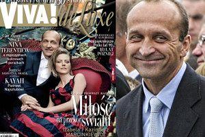 """Dziennikarka """"Vivy"""" o Marcinkiewiczu: """"Próbował zdominować Isabel. Autoryzował jej wywiady!"""""""