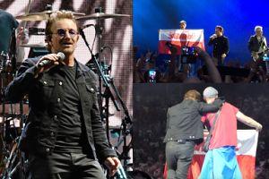 """Bono podczas koncertu w Amsterdamie zaapelował o WOLNOŚĆ DLA POLSKI: """"Naszym braciom i siostrom zabiera się wolność"""""""